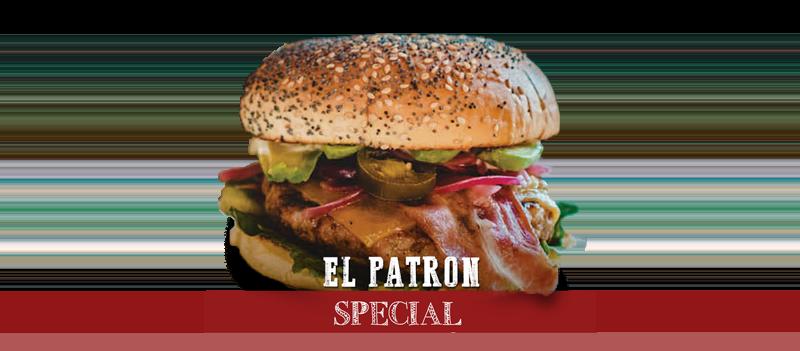 El Patron Burger / Special