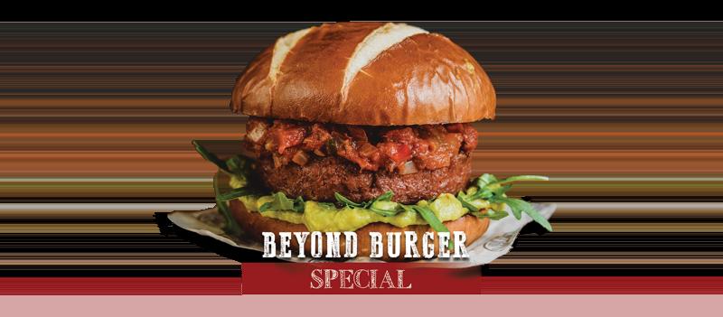 Beyond Burger / Special