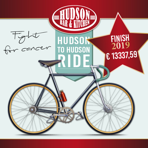 Hudson to Hudson Ride 2019, Fight for Cancer